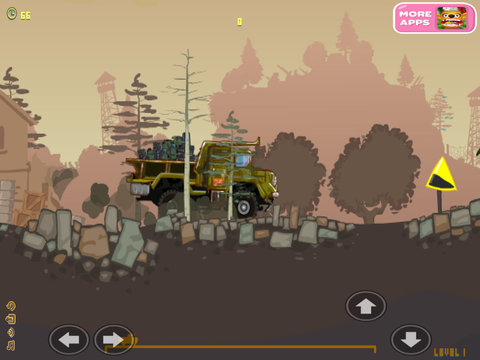 Army Truck screenshot 9