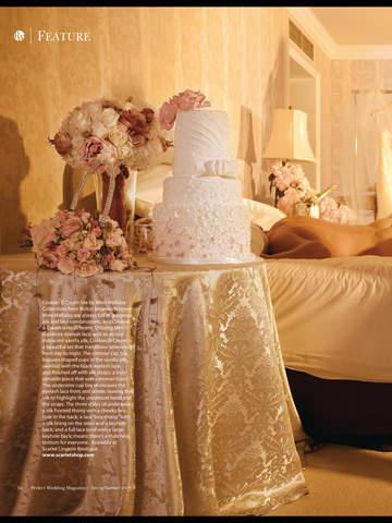 Perfect Wedding Magazine screenshot 9