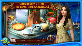 Death at Cape Porto: A Dana Knightstone Novel - A Hidden Object, Puzzle & Mystery Game (Full) screenshot 2
