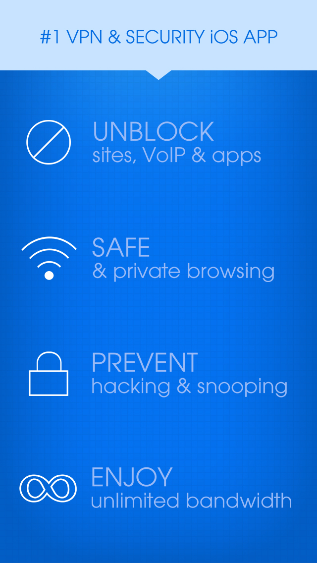 HotspotShield VPN & Wifi Proxy screenshot 1