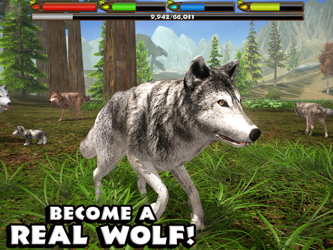 Ultimate Wolf Simulator screenshot 6