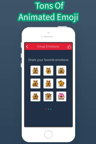 Animated Emoji Plus - Best Emotions Ever - náhled