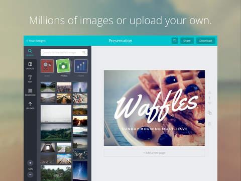 Canva: Graphic Design & Video screenshot 8