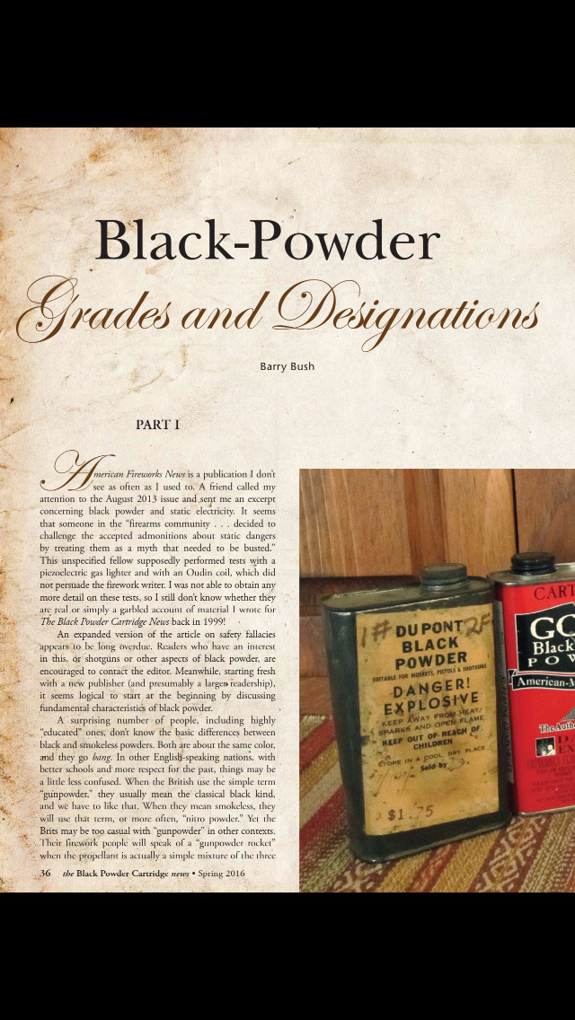 The Black Powder Cartridge screenshot 4