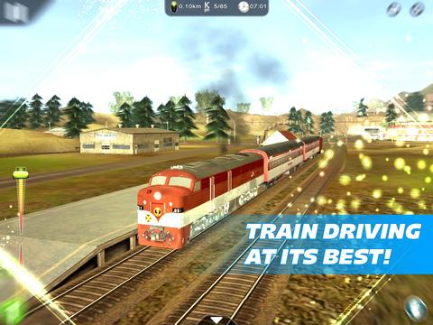 Train Driver Journeys screenshot 6