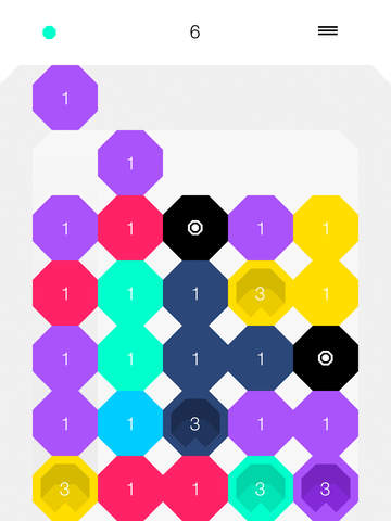 Matchagon - a minimalistic Drop Block Puzzle screenshot 8
