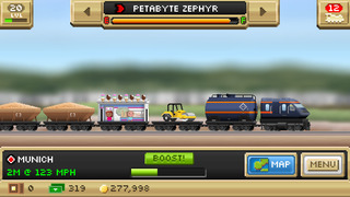 Pocket Trains screenshot #3