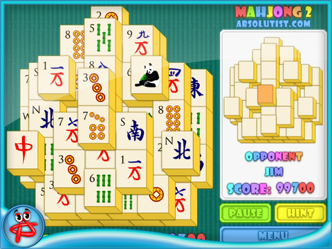 Mahjong 2: Hidden Tiles screenshot 6