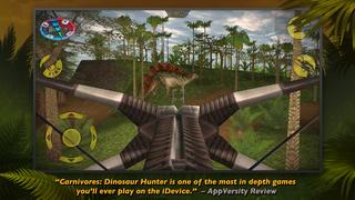 Carnivores: Dinosaur Hunter screenshot 2