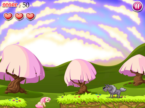 Amazing Miss Pony: Princess Fairy Tale Adventure Run Free by Top Crazy Games screenshot 9