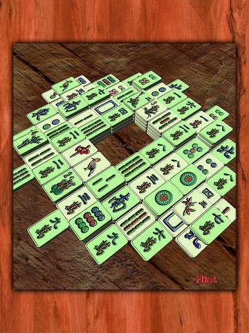 Mahjong - Deluxe screenshot 7