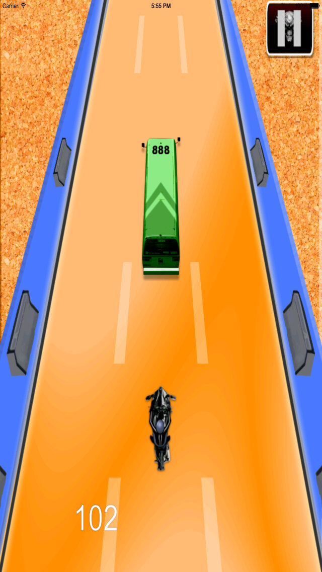 Bike Rivals Race 2 - Fun Motorcycle Extreme Racing screenshot 2