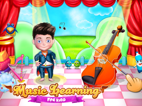 Music Learning For Kids screenshot 10