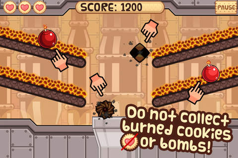 Cookies Factory - The Cookie Firm Management Game - náhled