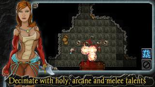 Heroes of Steel RPG screenshot 3
