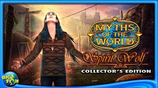 Myths of the World: Spirit Wolf - A Hidden Object Mystery Game screenshot 5