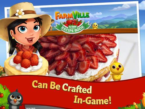FarmVille to Table Recipe Book screenshot 10