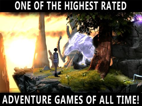 The Longest Journey Remastered screenshot 6