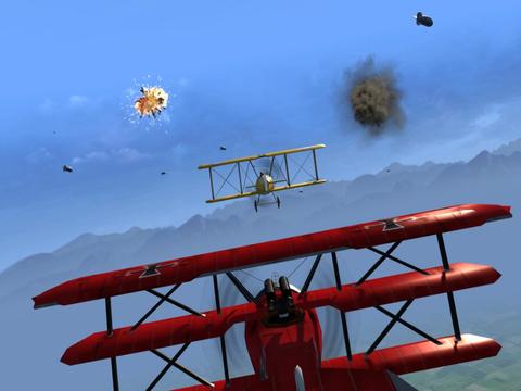 Wings Remastered screenshot 9