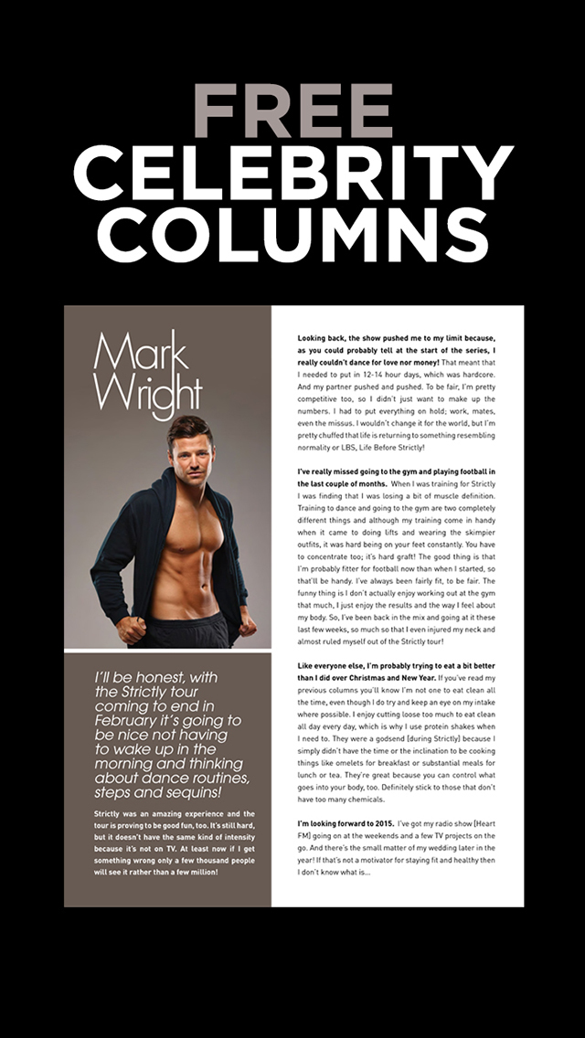 BESTFIT Magazine – 100% Free health and fitness magazine screenshot 5