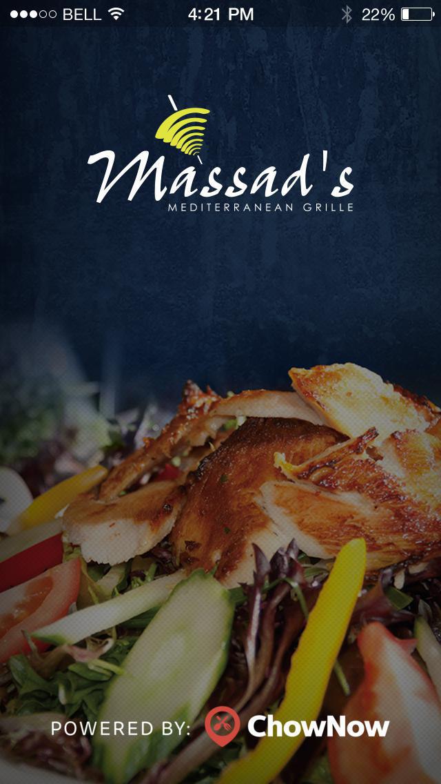Massad's Grille screenshot 1