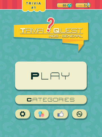 Trivia Quest™ for Kids - general trivia questions for children of all ages screenshot 8