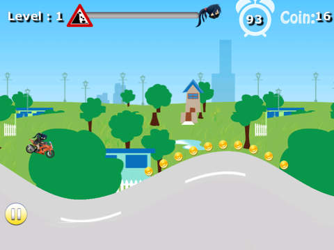 Crazy Racing Bike Rider Pro - Awesome motorbike speed race screenshot 6