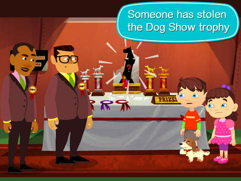 Zac and Zoey - The Dog Show Thief (Premium) screenshot 6