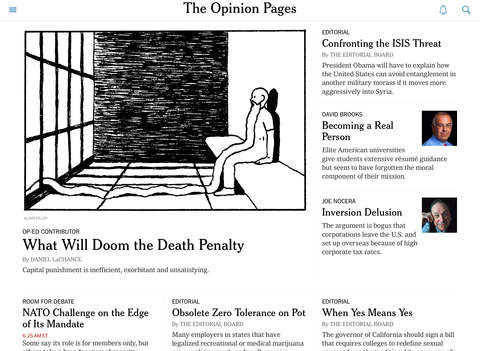 NYTimes – Breaking World, National & Politics News screenshot 2