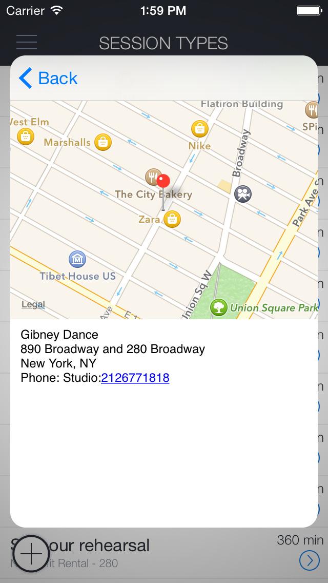 Go Gibney screenshot 4