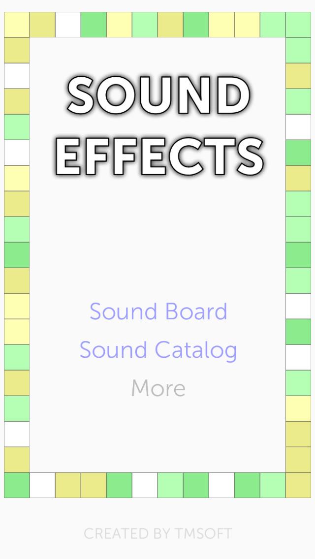 Sound Effects! screenshot 3