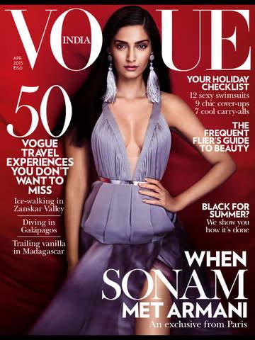 VOGUE India screenshot 6