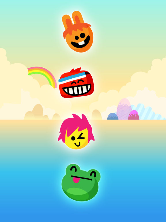 Funny Toons Stickers screenshot 5