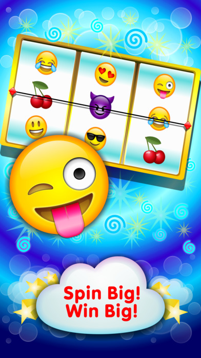 Emoji Slots Vegas Style Slot Machine - Pro Edition screenshot 2