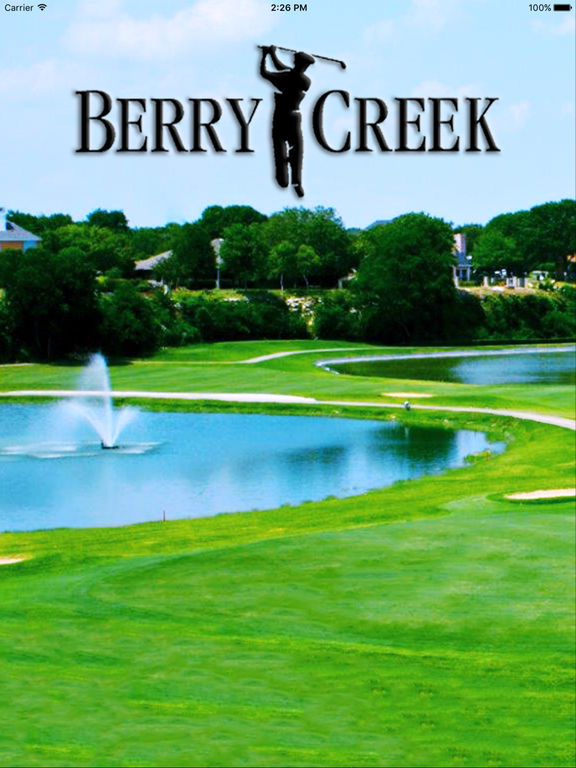 Berry Creek CC screenshot 6