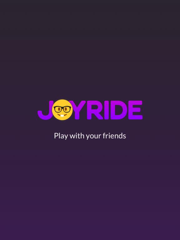 Joyride: live game shows screenshot 4