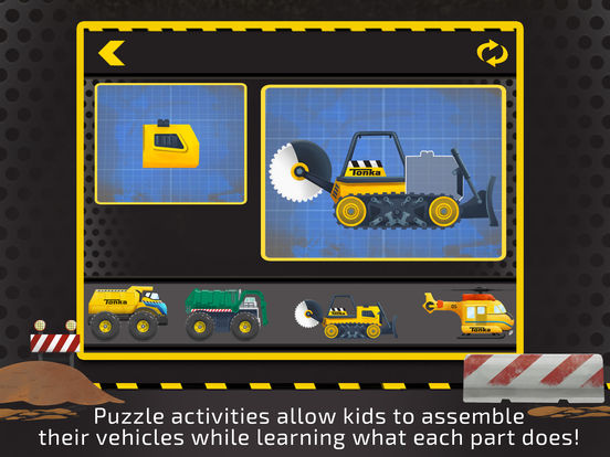 Tonka: Trucks Around Town screenshot 10
