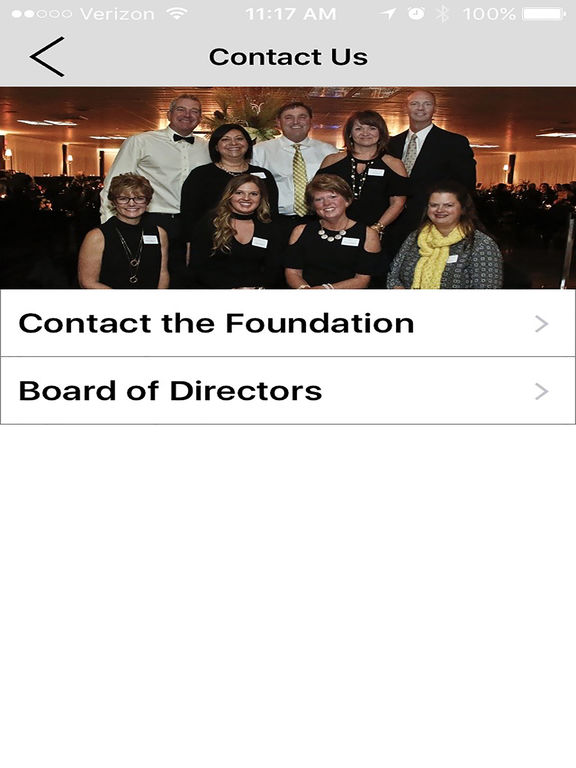 The Molly Johnson Foundation screenshot 3