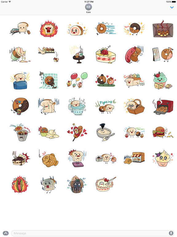 Sweaty Friends Stickers screenshot 4