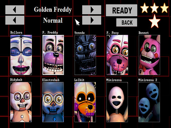 Five Nights at Freddy's: Sister Location screenshot 10