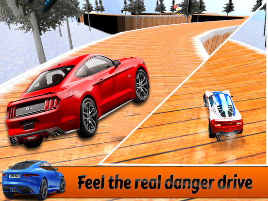 Aggressive Car Race : Touch The Flag To Win Race screenshot 5