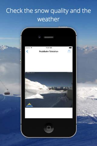 AlpenCams - náhled