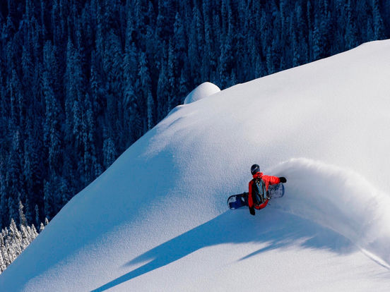VR Ski & Snowboard Extreme with Google Cardboard screenshot 8