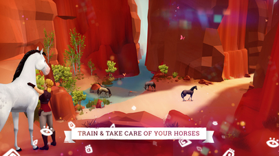 Horse Adventure: Tale of Etria screenshot 2