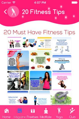 Upper body cardio workout - náhled