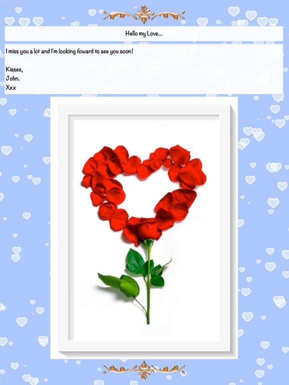Send Love • Greeting cards screenshot 10