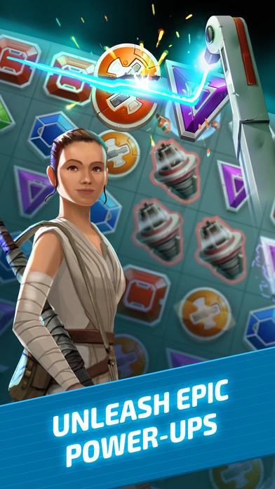 Star Wars: Puzzle Droids™ screenshot 3