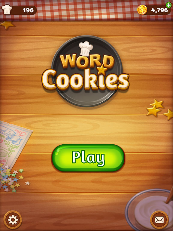 Word Cookies!® screenshot 10