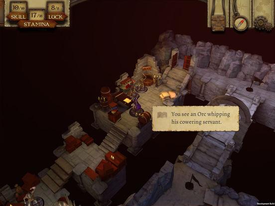 Warlock of Firetop Mountain screenshot 10