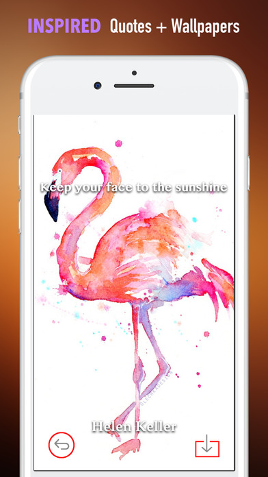 Watercolour Animals Wallpapers HD- Quotes and Art screenshot 5